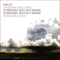 CDHLL7547 - Vaughan Williams: Symphonies Nos 4 & 6