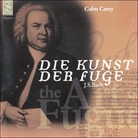 SIGCD027 - Bach: The Art of Fugue