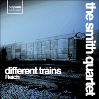 SIGCD064 - Reich: Different Trains, Triple Quartet & Duet