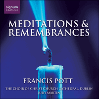 SIGCD080 - Pott: Meditations & Rememrances