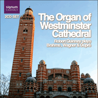 SIGCD089 - The Organ of Westminster Cathedral