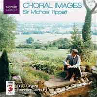 SIGCD092 - Tippett: Choral images