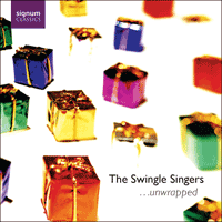 SIGCD107 - The Swingle Singers … unwrapped