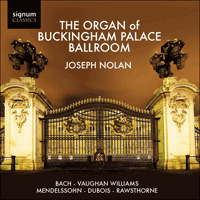 SIGCD114 - The Organ of Buckingham Palace Ballroom