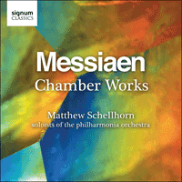 SIGCD126 - Messiaen: Chamber Works