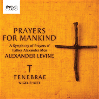 SIGCD212 - Levine: Prayers for mankind