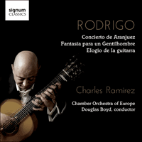 SIGCD244 - Rodrigo: Concierto de Aranjuez & other works