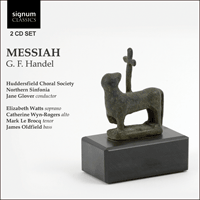 SIGCD246 - Handel: Messiah