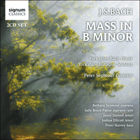SIGCD265 - Bach: Mass in B minor
