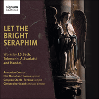 SIGCD289 - Let the bright seraphim