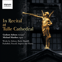 SIGCD306 - In Recital at Tulle Cathedral