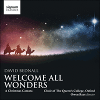 SIGCD335 - Bednall: Welcome all wonders