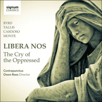 SIGCD338 - Libera nos - The Cry of the Oppressed