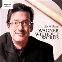 SIGCD388 - Wagner: Wagner without words