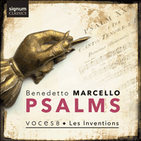 SIGCD391 - Marcello: Psalms
