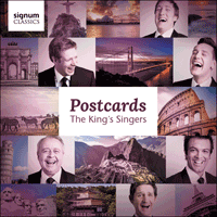 SIGCD393 - Postcards