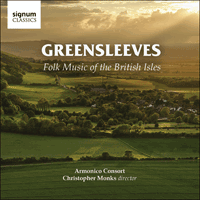 SIGCD447 - Greensleeves