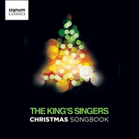 SIGCD459 - The King's Singers Christmas Songbook