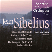 CKD220 - Sibelius: Pelleas and Melisande & other works