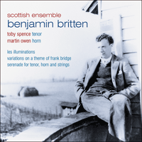 CKD226 - Britten: Les illuminations & other works