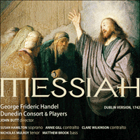 CKD285 - Handel: Messiah