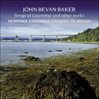 CKD286 - Bevan Baker: Songs of Courtship & other works