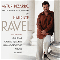 CKD290 - Ravel: The complete music for solo piano, Vol. 1