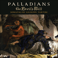 CKD292 - Tartini: The Devil's Trill & other violin sonatas