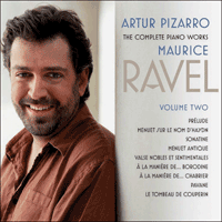 CKD315 - Ravel: The complete music for solo piano, Vol. 2