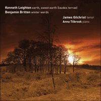 CKD329 - Leighton: Earth, Sweet Earth; Britten: Winter Words