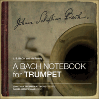 CKD418 - A Bach notebook for trumpet