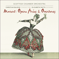 CKD460 - Mozart: Opera Arias and Overtures