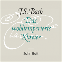 CKD463 - Bach: The Well-tempered Clavier