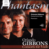 BKD486 - Gibbons: Consorts for viols