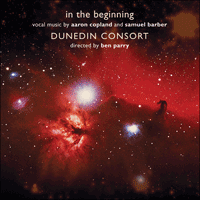 CKD117 - Copland: In the beginning; Barber: Agnus Dei
