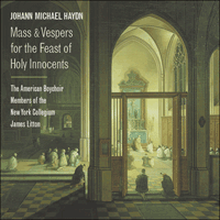 CKD152 - Haydn: Mass & Vespers for the Feast of Holy Innocents