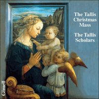 CDGIM034 - Tallis: The Tallis Christmas Mass