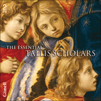CDGIM201 - The Essential Tallis Scholars