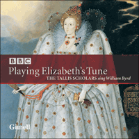 CDGIM992 - Byrd: Playing Elizabeth's Tune