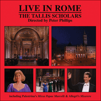 CDGIM994 - The Tallis Scholars Live in Rome