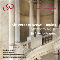LSO0267 - Maxwell Davies: Symphony No 10