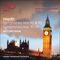 LSO0702 - Haydn: Symphonies Nos 92-3 & 97-9