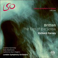 LSO0749 - Britten: The Turn of the Screw