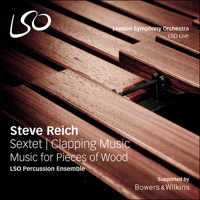 LSO5073 - Reich: Clapping music & other works