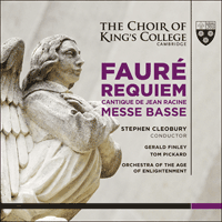 KGS0005 - Fauré: Requiem & other choral works