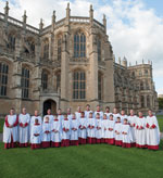 St George's Chapel Choir Windsor