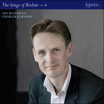 Brahms: The Complete Songs, Vol. 6 - Ian Bostridge