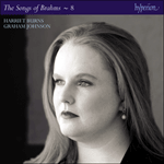 Brahms: The Complete Songs, Vol. 8 - Harriet Burns