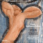 Pizzetti & Castelnuovo-Tedesco: Violin Sonatas