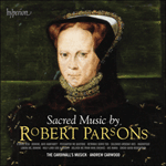 Parsons: Sacred Music